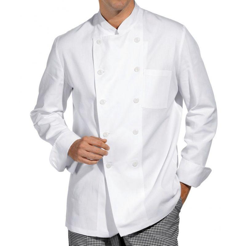 veste de cuisine homme veste de cuisine homme veste de cuisine homme manches longues elliott. Black Bedroom Furniture Sets. Home Design Ideas