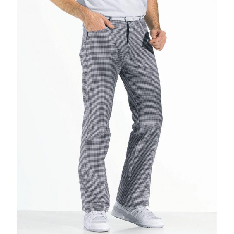 Pantalon de cuisine forme jean peut bouillir r sistant for Pantalon de cuisine homme