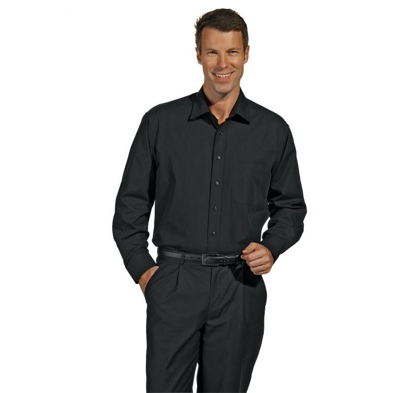 chemise homme manches longues stretch extr mement. Black Bedroom Furniture Sets. Home Design Ideas