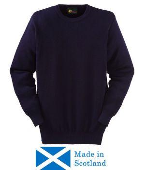 Pullover homme, col rond, excellente qualité, 100% acrylique