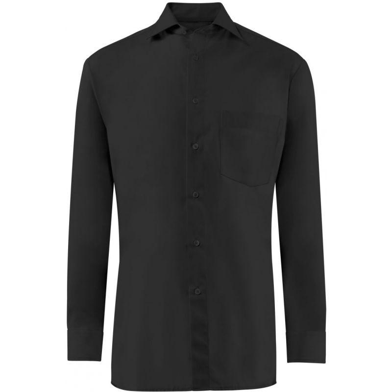 chemise homme manches longues entretien et repassage faciles. Black Bedroom Furniture Sets. Home Design Ideas