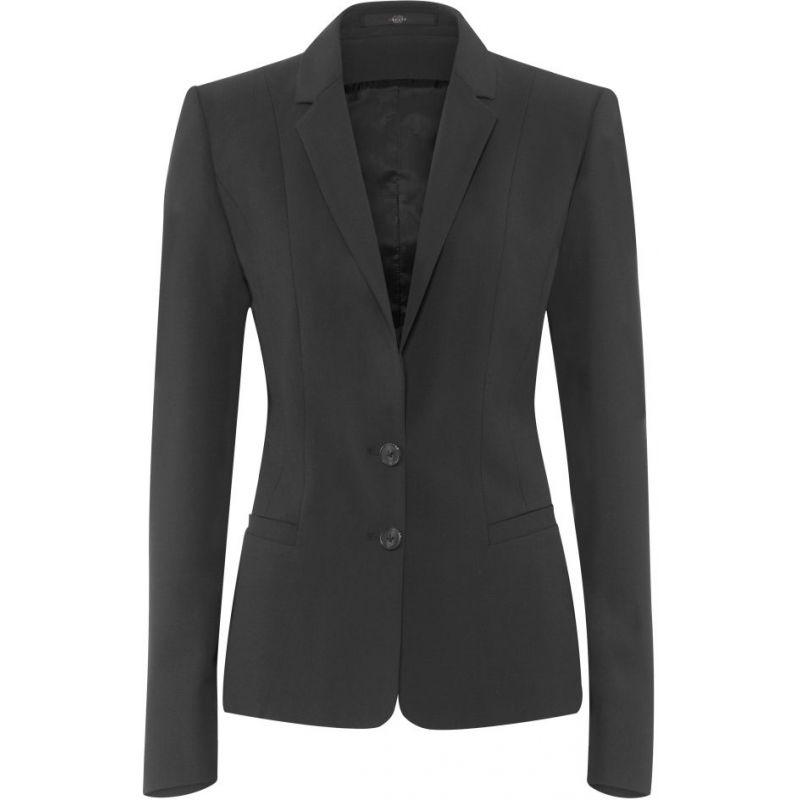 blazer femme premium coupe regular fit confort bi stretch infroissable. Black Bedroom Furniture Sets. Home Design Ideas