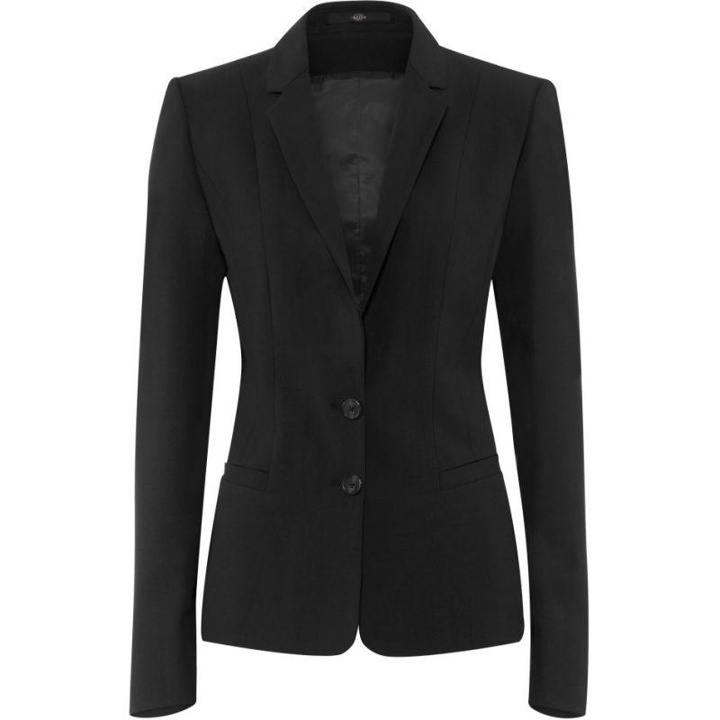 blazer femme premium coupe ajust e slimfit 2 boutons. Black Bedroom Furniture Sets. Home Design Ideas