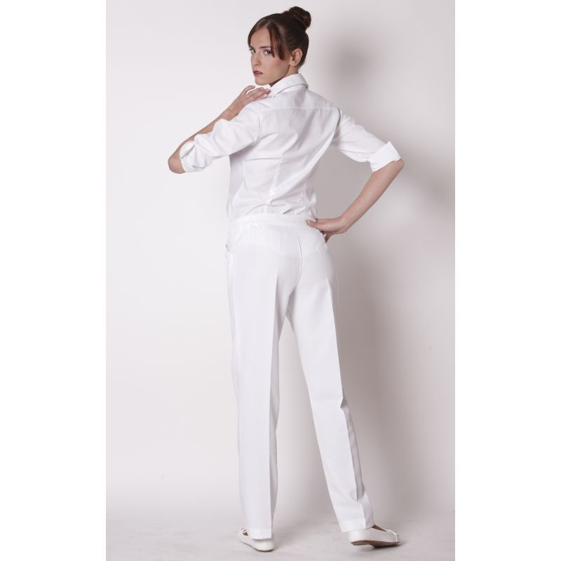 pantalon femme l gant et parfaitement bien ajust tissu tencel confort. Black Bedroom Furniture Sets. Home Design Ideas