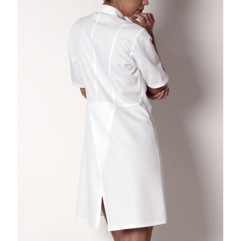 blouse femme blanche taille xl manches jusqu 39 aux coudes. Black Bedroom Furniture Sets. Home Design Ideas