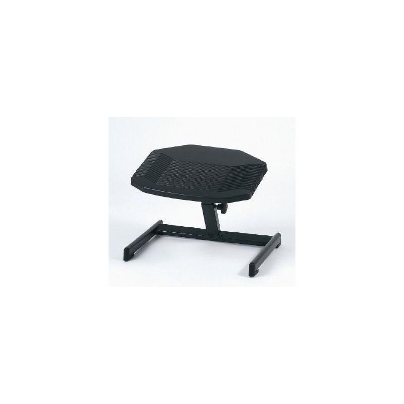 repose pied r glable la main hauteur ajustable de 23 34 cm. Black Bedroom Furniture Sets. Home Design Ideas