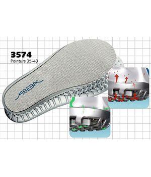 Semelles intérieures de rechange pour Chaussures Dynamic, climatisant et confortable