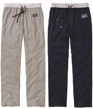Pantalon d'intérieur ou de pyjama, Design classique confortable et décontracté