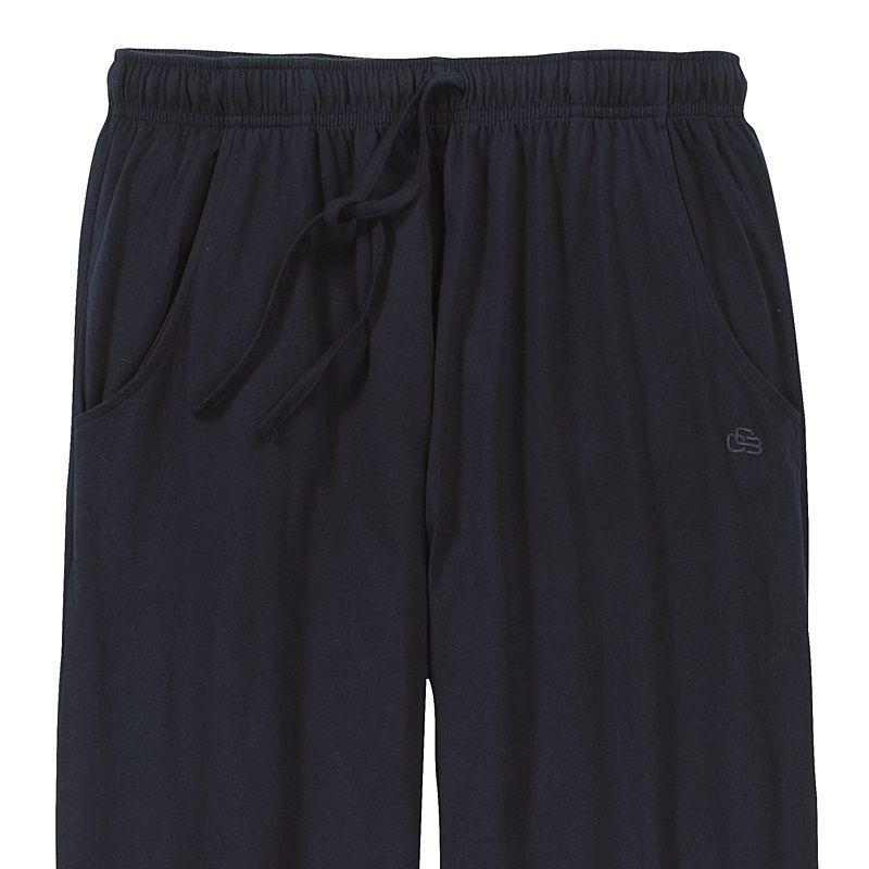 Pantalon d 39 int rieur ou de pyjama marine poches for Pantalon interieur homme