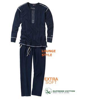 Vêtement d'intérieur ou Pyjama, Très souple et confortable, Coton Extra doux