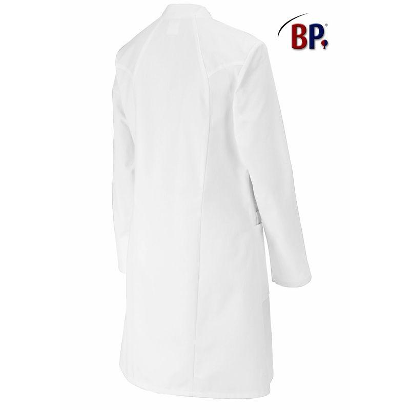 Blouse blanche femme manches longues entretien facile coton - Blouse blanche chimie ...