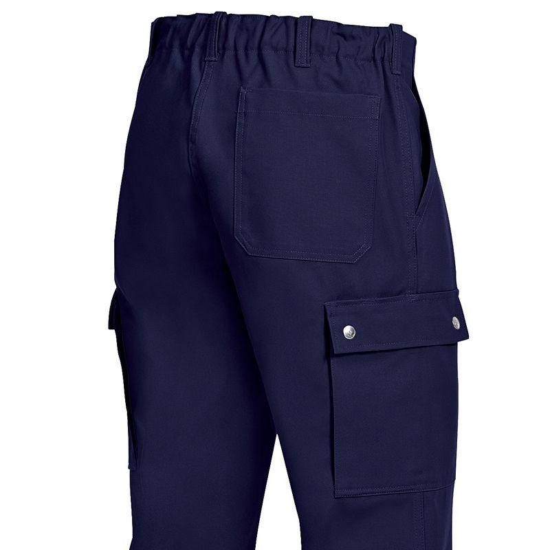 Pantalon de travail, Elastique au dos, résistant, facile d entretien ... c6f9f23c681a