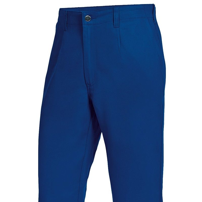 pantalon travail homme garanti grand teint 100 coton elastique au dos. Black Bedroom Furniture Sets. Home Design Ideas