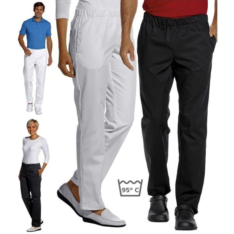 pantalon femme et homme taille lastiqu e peut bouillir. Black Bedroom Furniture Sets. Home Design Ideas