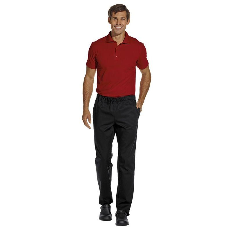 pantalon femme et homme taille lastiqu e peut bouillir 95 c. Black Bedroom Furniture Sets. Home Design Ideas