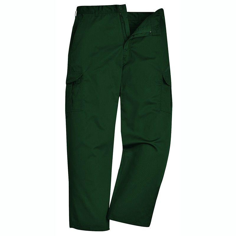 pantalon de travail homme polyester coton nombreuses poches. Black Bedroom Furniture Sets. Home Design Ideas