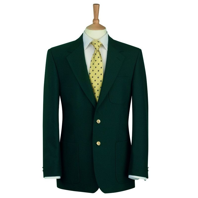 Blazer homme club veste droite coupe classique enti rement doubl - Blazer blanc homme ...