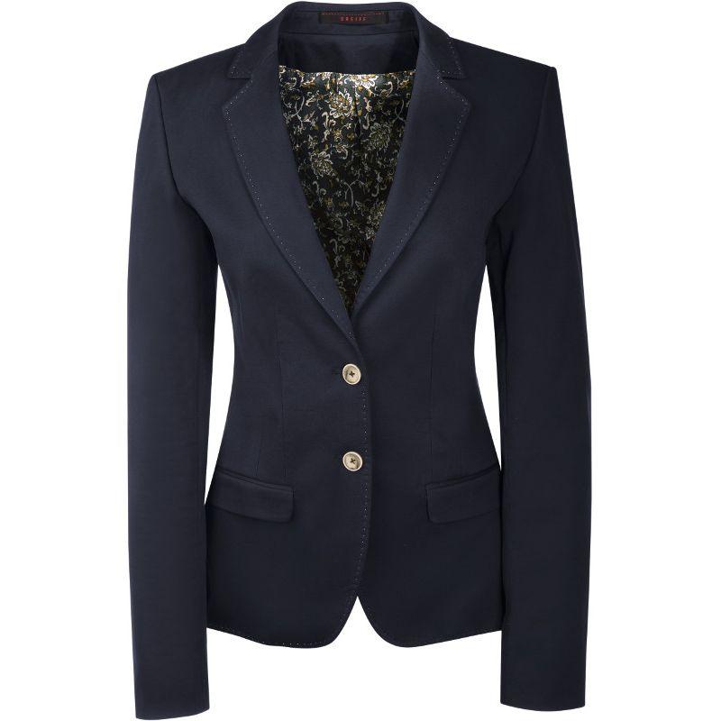 veste blazer femme chic et d contract e confort coton et stretch. Black Bedroom Furniture Sets. Home Design Ideas