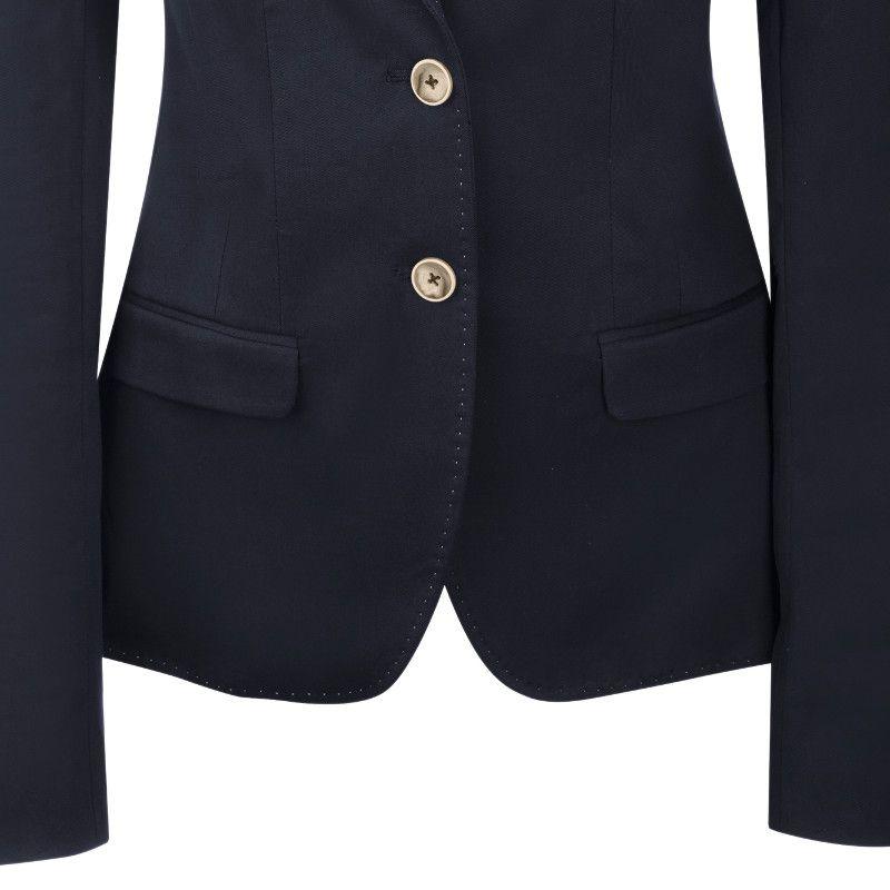 blazer bleu marine femme. Black Bedroom Furniture Sets. Home Design Ideas