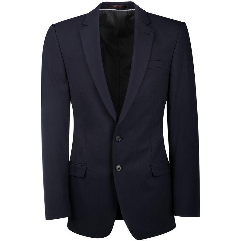 veste homme premium confort bi stretch 2 boutons devant coupe slim. Black Bedroom Furniture Sets. Home Design Ideas