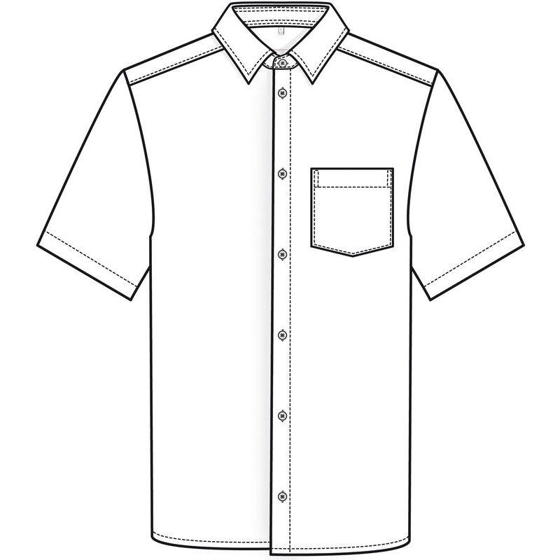 chemise homme manches courtes entretien et repassage facile. Black Bedroom Furniture Sets. Home Design Ideas