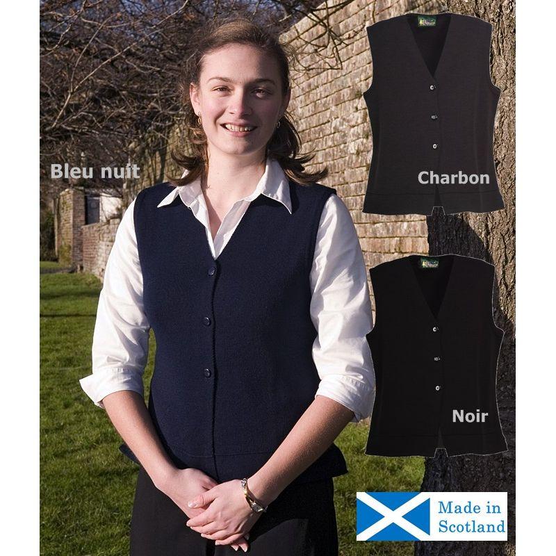 1d6ad3dc35252 Gilet femme laine merinos – Modèles populaires de vestes