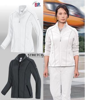 Veste polaire stretch femmes, Coupe près du corps, Douce et confortable
