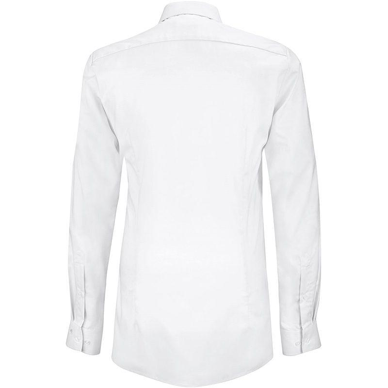 chemise blanche homme nouveau col kent slimfit manches. Black Bedroom Furniture Sets. Home Design Ideas