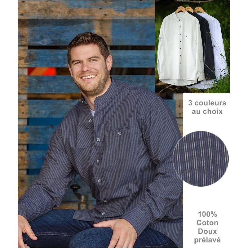 chemise-liquette-irlandaise-traditionnelle-100-coton-doux-prelave.jpg f2720920b13