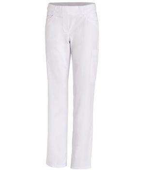 Pantalon Femme, Taille élastique en maille avec cordon de serrage coulissant