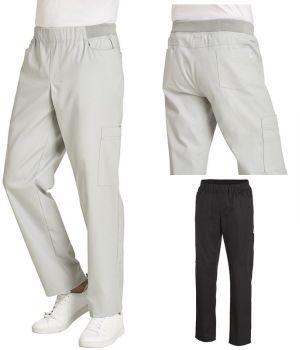 Pantalon Homme, Taille élastique en maille avec cordon de serrage coulissant