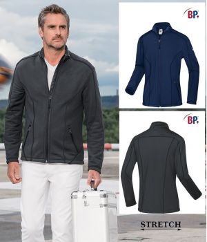 Veste polaire stretch homme, Douce et Confortable, Extensible Stretch