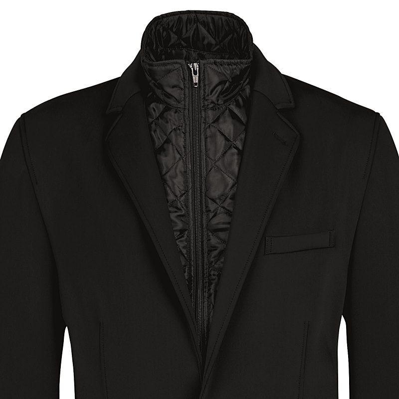 Et Noire Softshell Chic Veste Confortable Coupe Très Vent Homme CZPqddwO