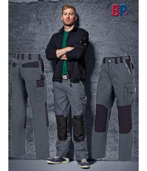 Pantalon de travail, coupe jean, nombreuses poches, PolyCoton