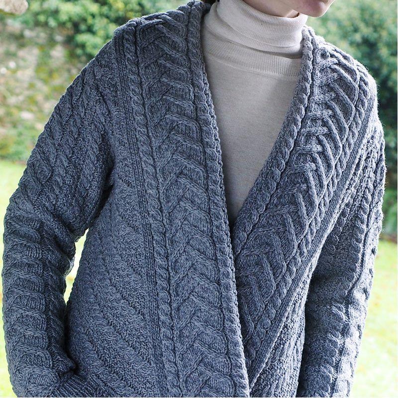 manteau femme irlandais pour rester confortablement au chaud. Black Bedroom Furniture Sets. Home Design Ideas