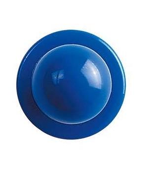 Boutons Bleu pour Veste de Cuisine, Le pack de 12
