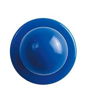 Boutons Bleu pour Veste de Cuisine