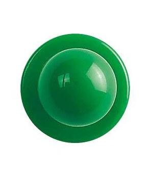 Boutons Verts pour veste de cuisine, Le pack de 12