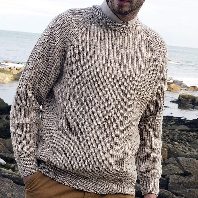 fc779ba3c967 Pull irlandais homme - Idée de Costume et vêtement