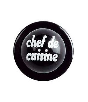 Boutons chef de cuisine, Le pack de 12