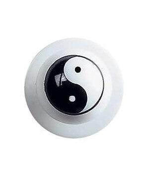 Boutons Yin Yang