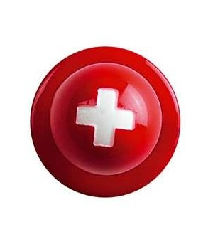 Boutons drapeau Suisse, Le pack de 12