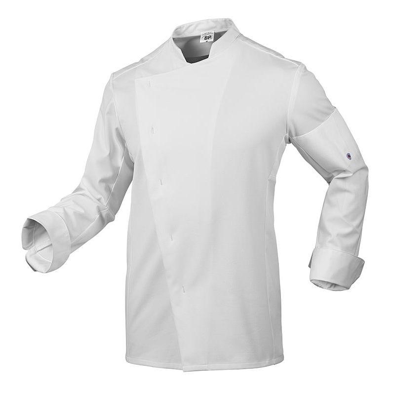 Veste de cuisine homme finest veste de cuisine ml homme for Veste de cuisine mof