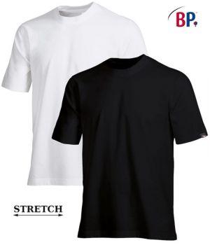 T-shirt mixte manches courtes, Confort du stretch, Résistance au rétrécissement