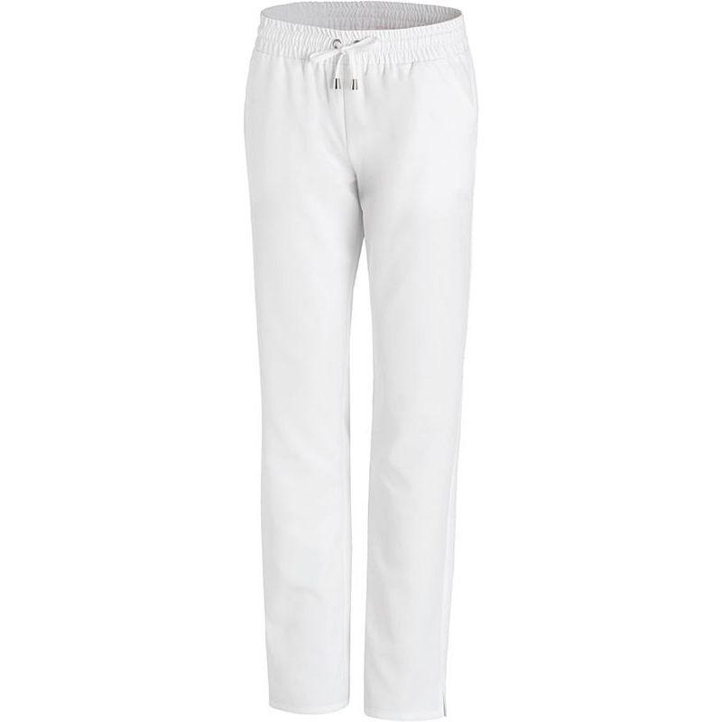 65606c12e975d ... Pantalon Femme médical confort, tissu léger, taille élastiquée ...