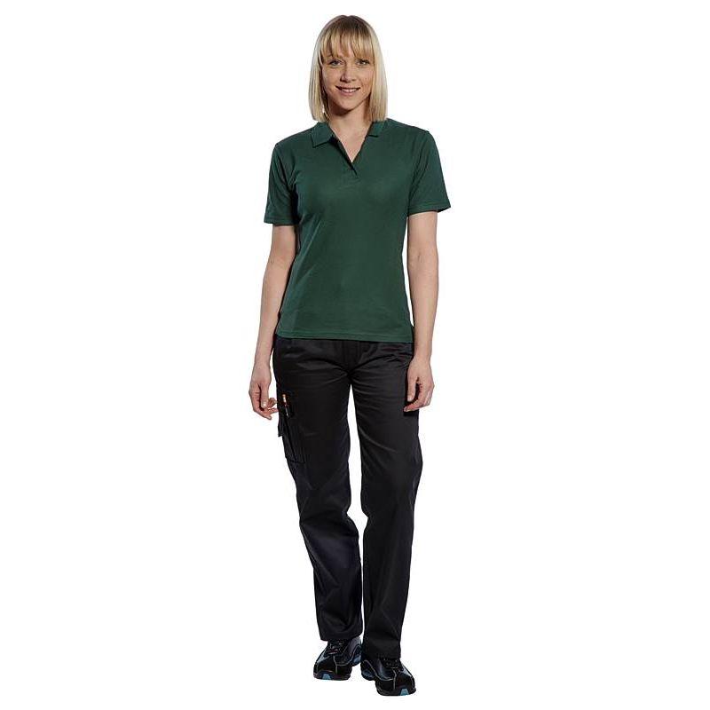 pantalon de travail femme confortable et styl 5 poches. Black Bedroom Furniture Sets. Home Design Ideas