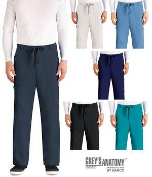 Pantalon Médical Homme, Barco, Collection Grey's Anatomy™, Tissu Doux