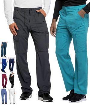 Pantalon Médical Homme, Elastiqué à la taille, Confort Hyper Stretch