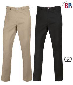 Pantalon Homme et Femme, Coupe Jean, Taille Elastiquée Réglable au Dos