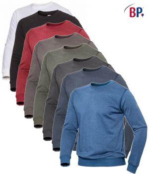 Sweatshirt Homme et Femme, Coupe Seyante, Poignets et Base Bords Côtes